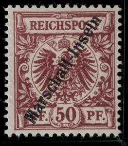 Marshall Islands 1897 SC 6 Mint SCV $140.00