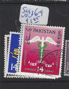 PAKISTAN  (P2412B)  SG 116-9     VFU