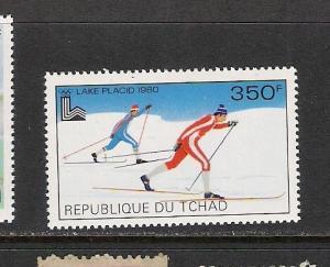 CHAD 385 MNH OLYMPICS C369