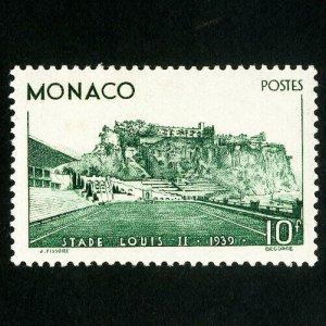 Monaco Stamps # 176 VF OG LH Scott Value $100.00