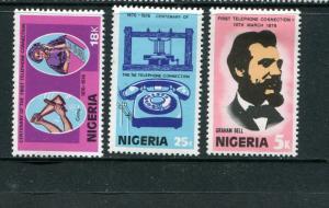 Nigeria #334-6 mint