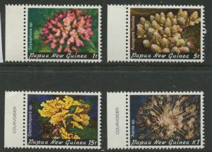Papua New Guinea- Scott 566-69 - General Issue -1982 - MNH - Set of 4 Stamp