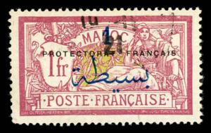 French Morocco 52 Used