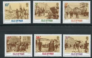 Isle of Man MUH SG 334 - 339