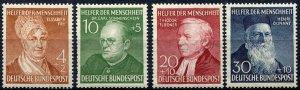 Germany  Sc.# B 327-30  MLH*
