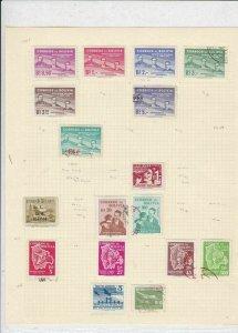 Bolivia Stamps Ref 15046