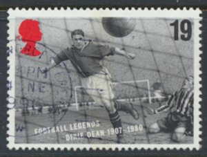 GB SG 1925  SC#  1663 Football   Used    1996   see scan