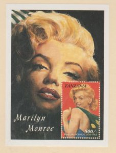 Tanzania Scott #813 Stamps - Mint NH Souvenir Sheet