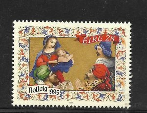 IRELAND, 988, MNH, CHRISTMAS