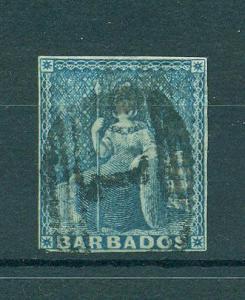 Barbados sc# 6 used cat value $70.00
