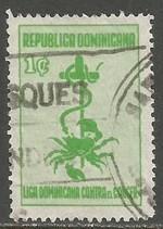 Dominican Republic RA43 VFU Z665-3