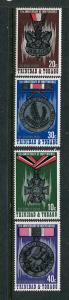 Trinidad & Tobago #235-8 Mint