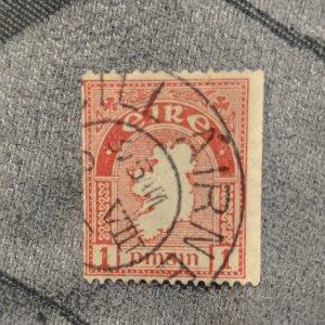 Ireland 87 F-VF coil, CV $60