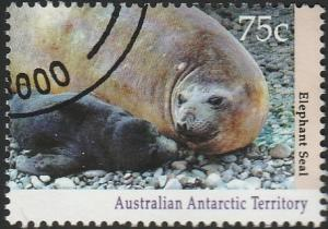 Australian Antartic Territory, #L84 Used, From 1992-93  CTO