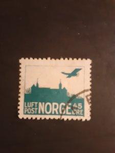 *Norway #C1                     Used
