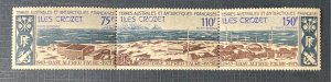 French South Antarctic Territory C35a MH (SCV $37.50)