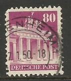 GERMANY 655 VFU E842-4