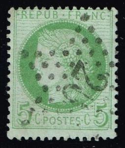 France #53 Ceres; Used (8.25)