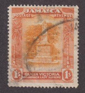 Jamaica 96 Statue of Queen Victoria 1922