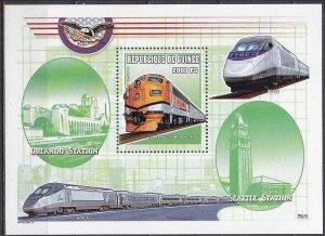 2000 Guinea 2915/B631 Locomotives 8,50 €