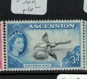 Ascension Island SG 62 MOG (8edj)