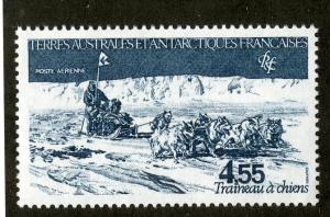 FR S ATLANTIC TERR C76 MNH SCV $4.00 BIN $2.50