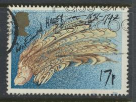 Great Britain SG 1312 - Used - Halley's Comet