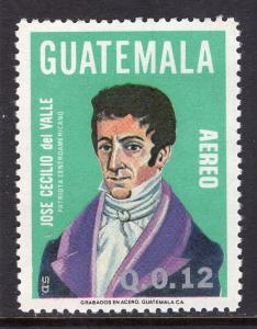 Guatemala C743 MNH VF