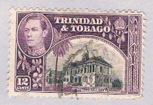 Trinidad & Tobago 57 Used Town Hall 1938 (BP3189)