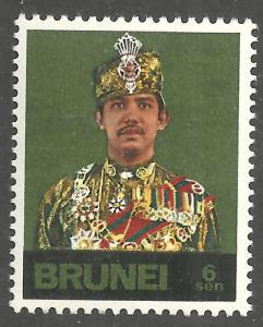 BRUNEI SCOTT 196
