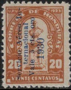 Honduras 1930 SC C22 Mint
