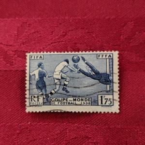 France 349 F-VF, CV $13.50