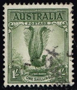 Australia #300 Lyrebird; Used (1.10)