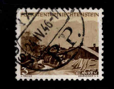 LIECHTENSTEIN Scott 198 Used stamp