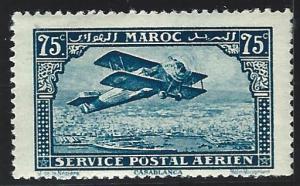 French Morocco mnh scott cat #  C4