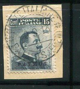 Patmo (Italy) #11 Used on piece