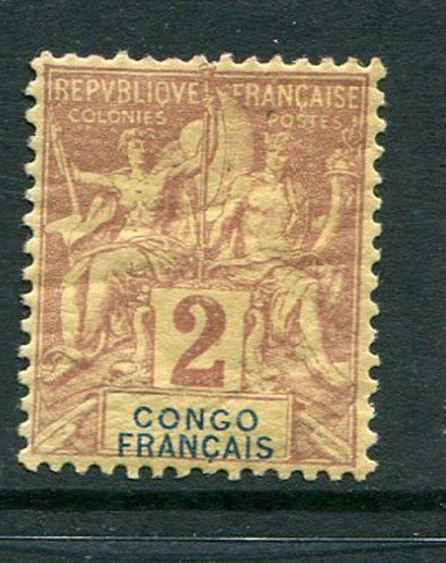 French Congo #19 Mint