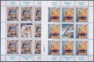 Bosnia-Herzegovina-Serbian Republic stamp Europa CEPT: Poster Art 2003 WS188974
