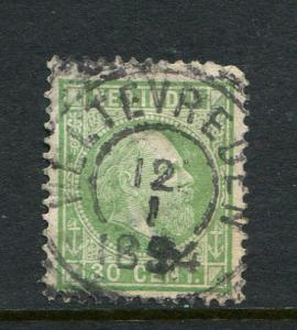 Netherlands Indies #14 used