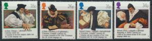 GB SG 1384 - 1387  SC# 1205-1208  MNH  - Anniversary of Welsh Bible