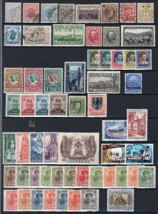 Luxembourg Early to 1980's Selection Mint-Used Many Better CV$235
