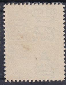 BERMUDA 1936 KGV PICTORIAL 1/- USED