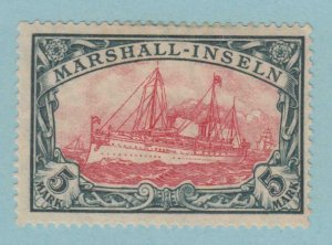 Marshall Islands 27 MINT HINGED OG NO FAULTS VERY FINE