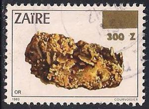 Zaire 1332 Used - Ore