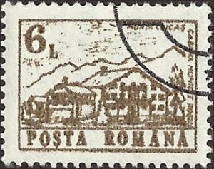 ROMANIA UNIDENTIFIED BOX ITEM