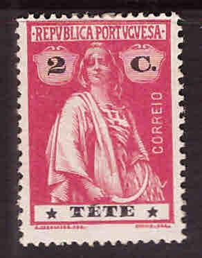 Tete Scott 29 Mint Hinged MH* Ceres stamp