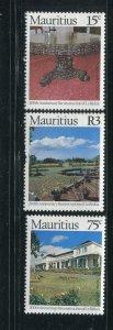 Mauritius #473-5 Mint  - Make Me A Reasonable Offer