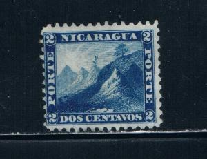 Nicaragua 4 MNG Liberty Cap (N0395)