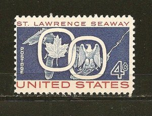USA 1131 St Lawrence Seaway MNH
