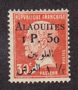 Alaouites Scott #18 MH